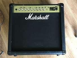 Amplificador Marshall Mg50fx 50 W