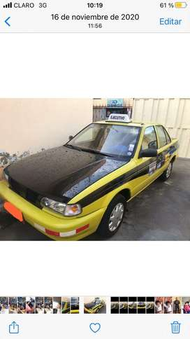 Se vende taxi ñegal quito