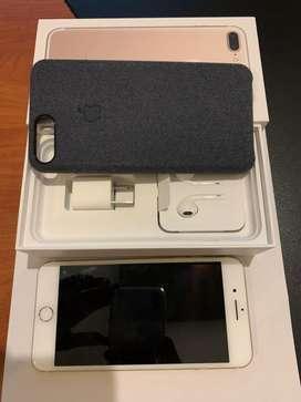 Iphone 7 plus Gold 128 Gb