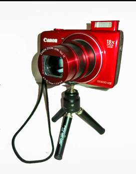 Canon powershot sx 600 hs Roja