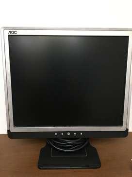 Vendo monitor barato