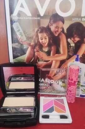 Set maquillaje Avon