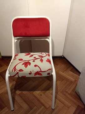 Juego de 2 sillas nuevas