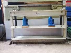 Prensa hidraulica 15 tn