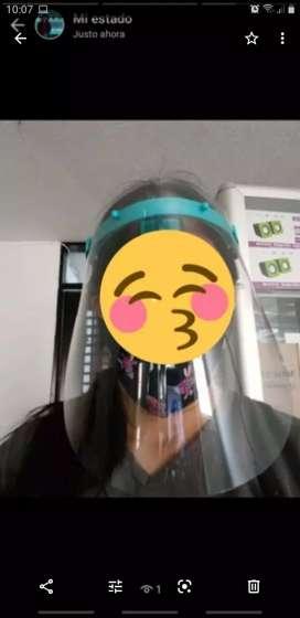 Mascara de protección