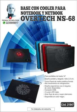 BASE COOLER OVERTECH NS-68