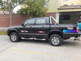 Vendo camioneta zxauto modelo grandtiger 4x4