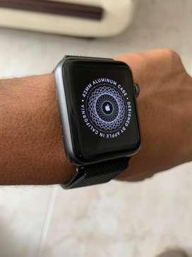 Apple watch series 3 COMO NUEVO