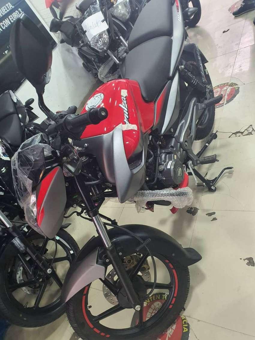 PULSAR NS125 - Arenas Motocicletas