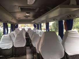Vehículo para transporte privado y de personal