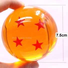Esfera del Dragón 4 estrellas 7.5 cm. Goku: Dragon Ball