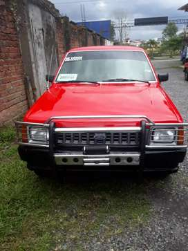 VENDO FORD COURIER
