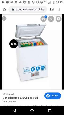 Remate Congeladora Coldex