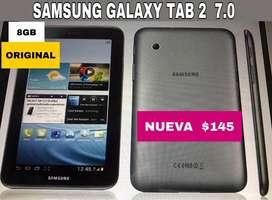 SAMSUNG GALAXY TAB 2  7.0   NUEVA