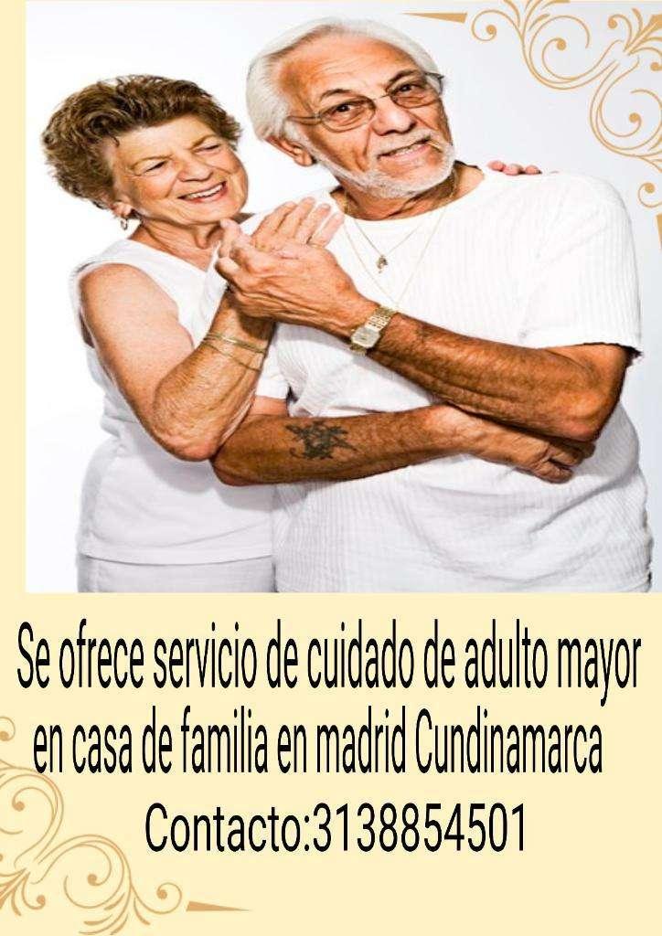 Cuidado Adulto Mayor 0