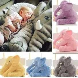 Elefante de 60 cm tipo almohada