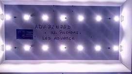 Focos Led Advance Adv 32 N78d