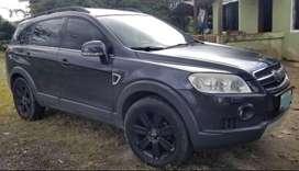 Vendo CAPTIVA 3 FILAS / DIESEL 4WD