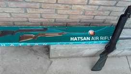 Vendo potente aire comprimido marca hatsan