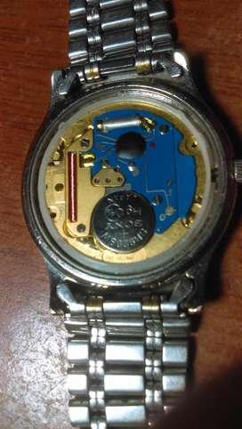 vendo o cambio permuto ., bonito reloj CHANDOR SUIZO ., cuarz .,