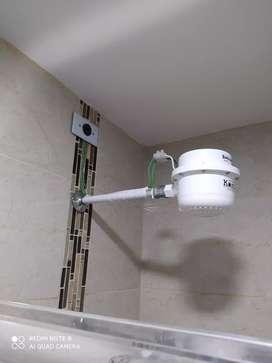Ducha eléctrica instalación gratis