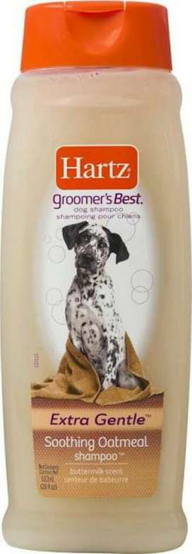 Shampoo Hartz Avena para Perros