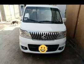 Minivan con chofer