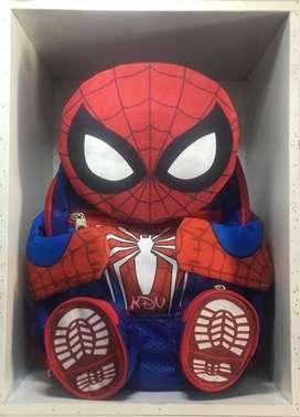 SpiderMan Mochila Novedosa