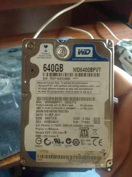 Reparación de discos duros y memorias USB y microsd