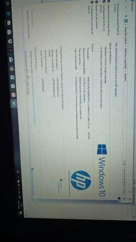 Lapto HP Memoria RAM 12