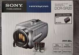 Cámara de video Sony Handycam DCR-SR20