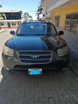 Venta de vehículo Hyundai Santa Fe