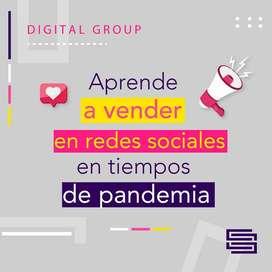 Talleres de marketing digital virtuales o presenciales