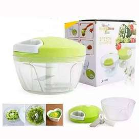 Pica Todo Nicer Dicer Plus Speedy Chopper.