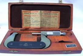 Micrometro Etalon Roch, 5075mm.suiza Original Laboratorio