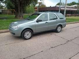 Vendo Fiat Palio Weekend 2007. 1.4 ELX. GNC. Excelente