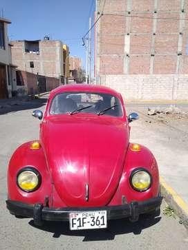 Vendo escarabajo del 81