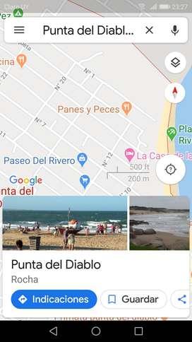 Terreno Punta de Diablo Uruguay