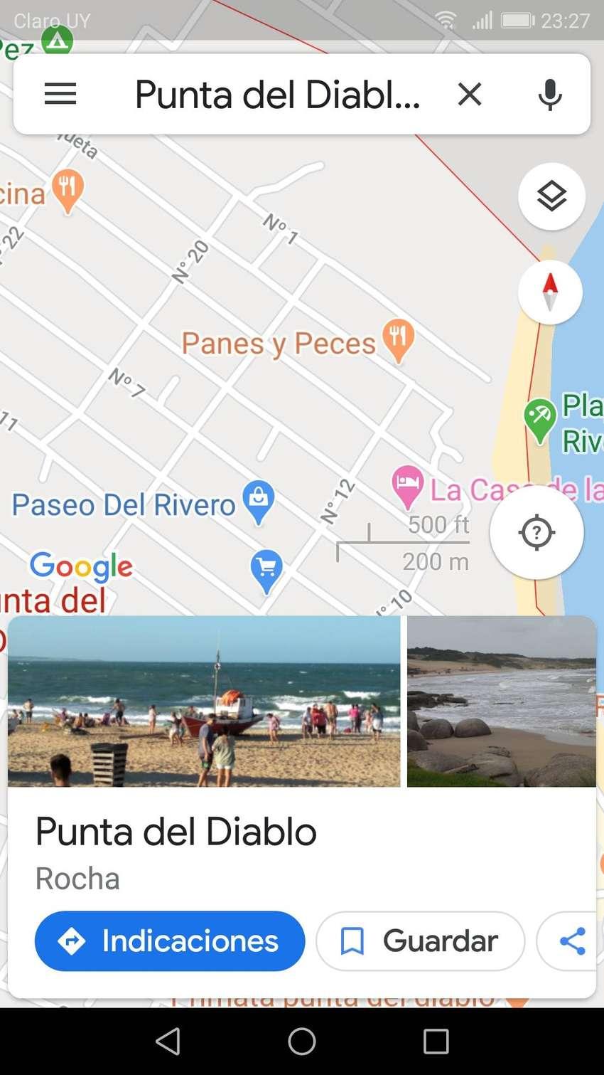 Terreno Punta de Diablo Uruguay 0