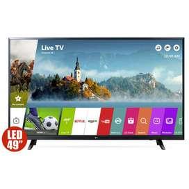 Se vende Smart TV LG 49'' (123 cm) por piezas