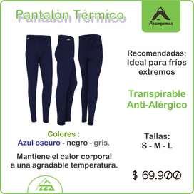 Ropa Térmica pantalones