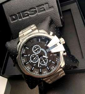 Reloj Diesel Acero