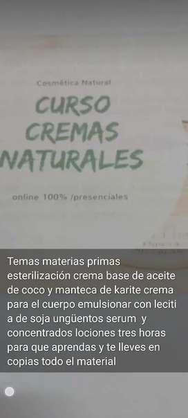 Seminario de cosmetica natural