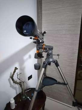 Se vende telescopio