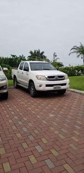 Venta Toyota Hilux 2010 4x4