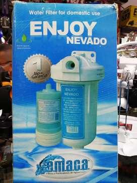Filtro para agua Nevado Enjoy