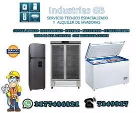 Refrigeración industrial y comercial