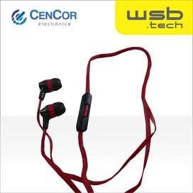 Auricular Manos Libres WSB.tech! CenCor Electrónica