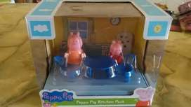 Peppa Pig Playsets Peppa sala, cocina  s./85 c/u