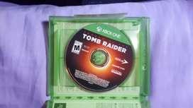Se vende juego xbox one shadow the tomb raider